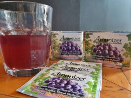 review amunizer vitamin c