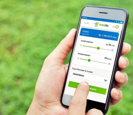 Aplikasi Pinjaman Online Tunaiku