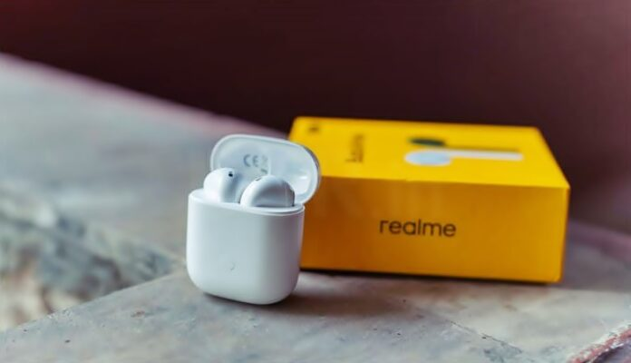 Realme Air Buds Bgr In