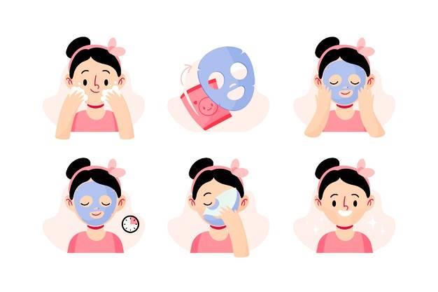 Cara Pakai Sheet Mask Yang Benar