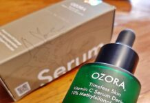 Ozora Timeless Skin Vitamin C Serum