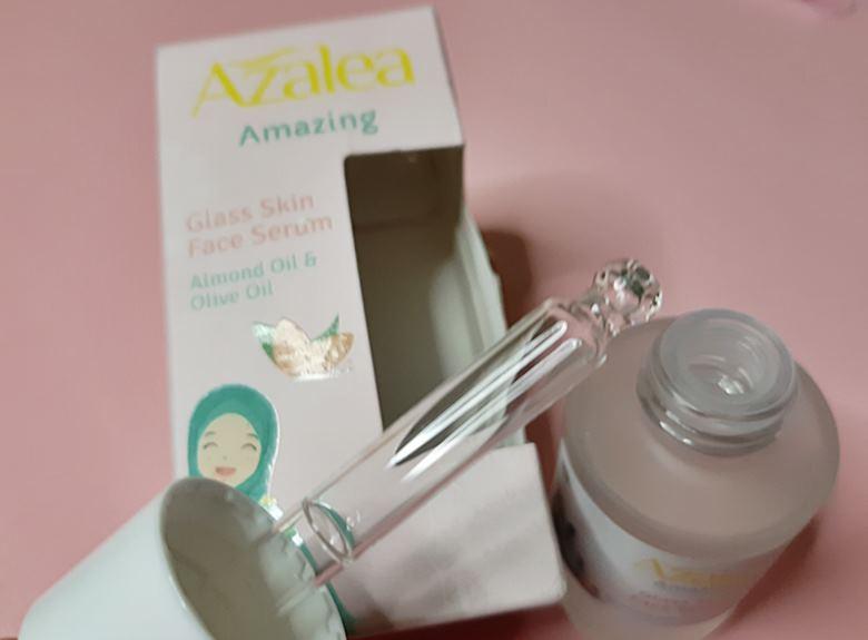 Azalea Amazing Glass Skin Face Serum
