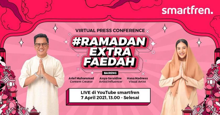 Ramadan Jadi Extra Faedah Dengan
