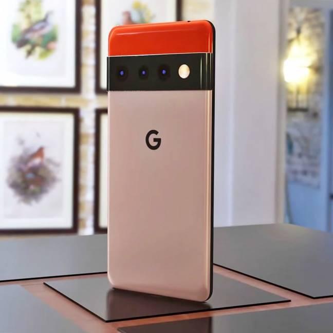 Google Pixels 6
