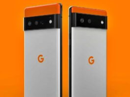 Whitechapel Google Pixel 6