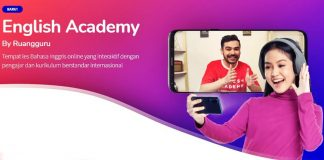 English Academy Dari Ruangguru
