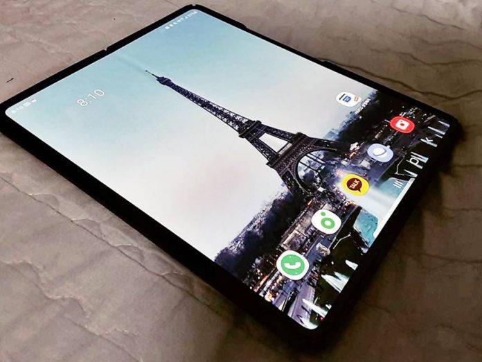 Samsung Galazy Z Fold 3