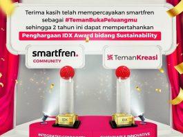 Teman Kreasi Indonesia Smartfren