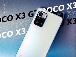 POCO X3GT